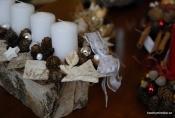 Adventní svícny